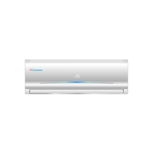 Winner Split WallType AC/Hot-Cold/12300btu - WINCSC312KHOW