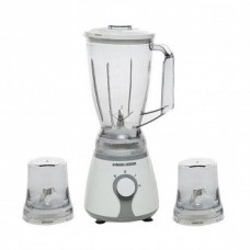 Black & Decker Blender/1.5Ltr/6 Blades/5 Speeds/500W - (BX580B5)