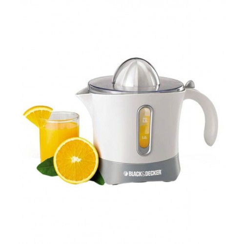 Black & Decker Citrus Juicer/0.5Ltr/1 Speed/30W - (CJ650B5)