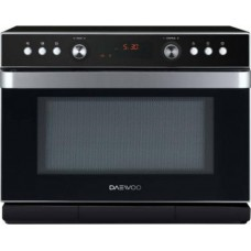 Daewoo Microwave Oven/Grill/34Ltr/800W/Black - (KOS1COK)