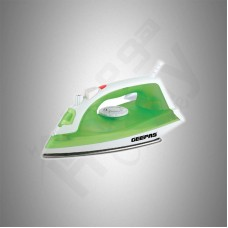 Geepas Steam Iron/140ml/1600W/Green - (GSI7783)