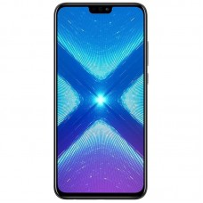 "Honor 8X 2018/DS/128GB/2.2+1.7GHz/6.5""/ LTE/Black"
