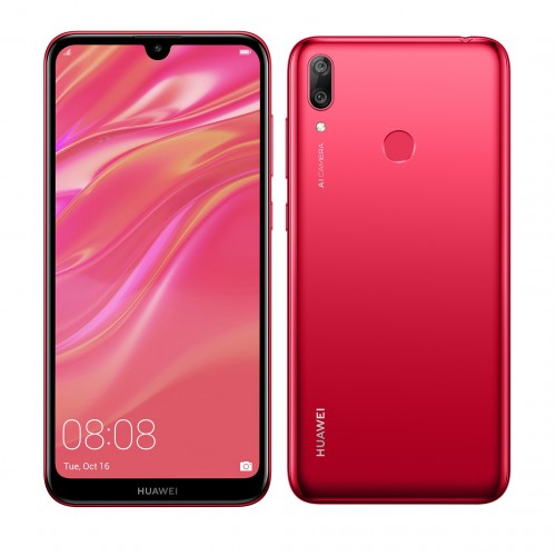 "Huawei Y7 Prime 2019/DS/32GB/CPU 1.8GHz/6.26""/LTE/Coral Red"