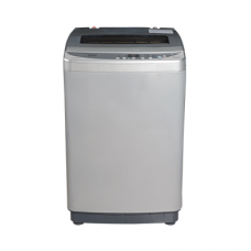 Haier Auto Washing Machine/Top Load/9Kg/Silver - (HWM1109188S)