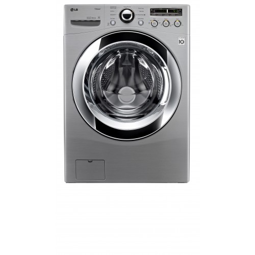 LG Auto Washing Machine/Front Load/15Kg/Silver - (WS1509XM)