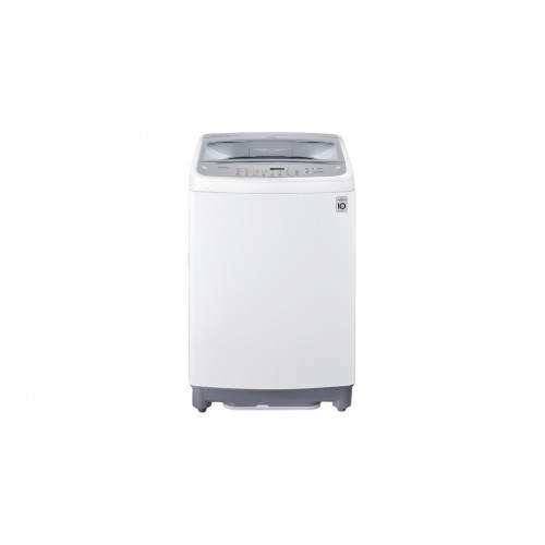 LG Auto Washing Machine/Top Load/Inverter/10Kg/White - (WTSV10BWHN)