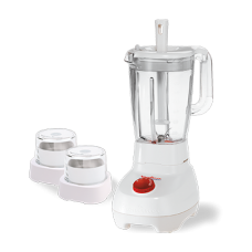 Moulinex Blender/1.5Ltr/4 Blades/2 Speeds/500W/France - (LM20704A)