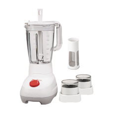 Moulinex Blender/1.5Ltr/4 Blades/5 Speeds/500W/France - (LM20904A)