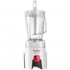 Moulinex Blender/1.5Ltr/4 Blades/1 Speeds/450W - (LM242027)