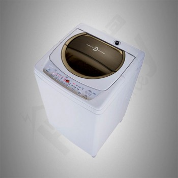 Toshiba Auto Washing Machine/Topload/7.5Kg/White - (AWF1105GUBB)