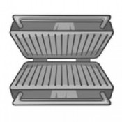 Elec. Grill Plate (2)