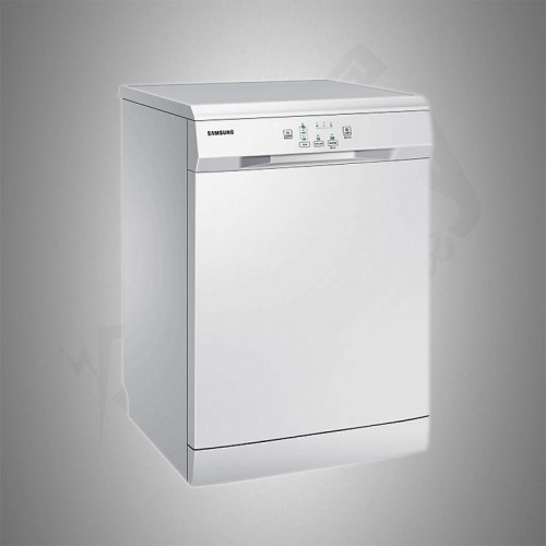 Samsung Dish Washer/12 Places/3 Programs/White - (DW60H3010FW)