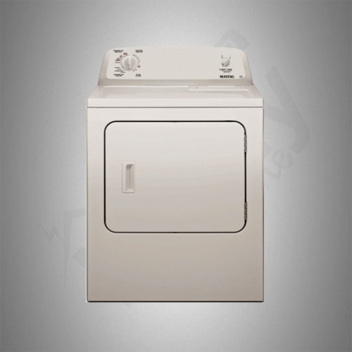 Maytag Dryer/Front Load/15kg/White - (4KMEDC215FW)