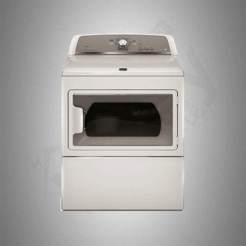Maytag Dryer/Front Load/15kg/Glass Door/White - (4KMEDX505BW)