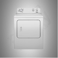Whirlpool Dryer/Front Load/15kg/White - (4KWED4705FW)