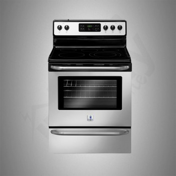 Kelvinator Electric Cooker/Ceramic/5 Hotplate/steel - (MFF3036RS)