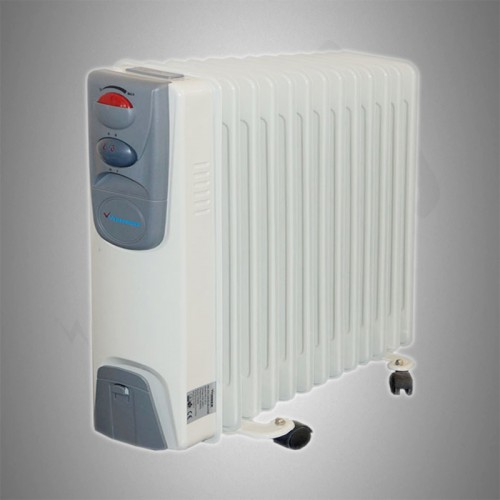 Winner Oil Radiator Room Heater/13Fins/2500W - (NSTB1300)