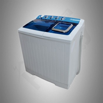 Midea Twintub Washing Machine/8Kg/White - (TW80AD)
