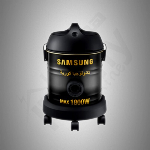 Samsung Vacuum Cleaner/Drum/20Ltr/1800W/Black - (SW7559)