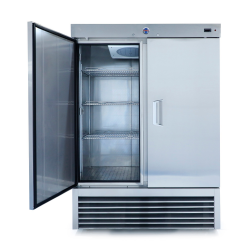Hasawi Commercial Refrigerator / 46 cu/ft / Two-door / 3 Shelves - (2DRS00000000H)