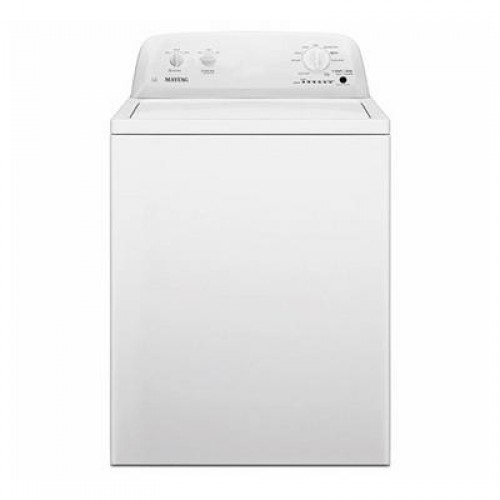 Maytag Auto Washing Machine/Top Load/8kg/White - (4KMVWC410JW)
