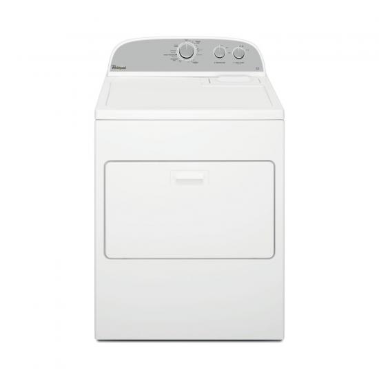Whirlpool Dryer/Front Load/7kg/14Program/White - (4KWED5800JW)