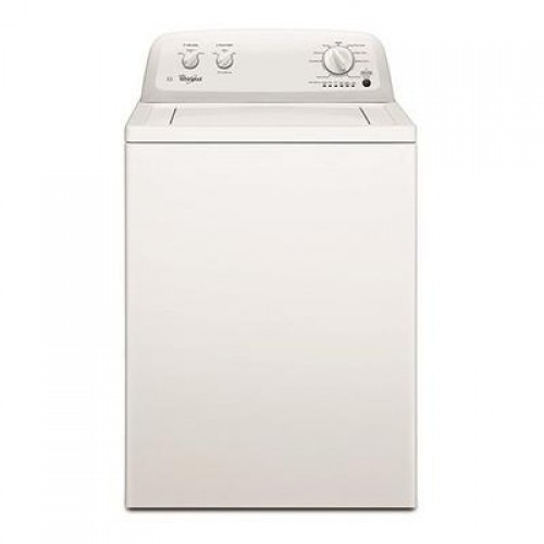 Whirlpool Auto Washing Machine/Top Load/8Kg/9Program/White - (4KWTW5600JW)