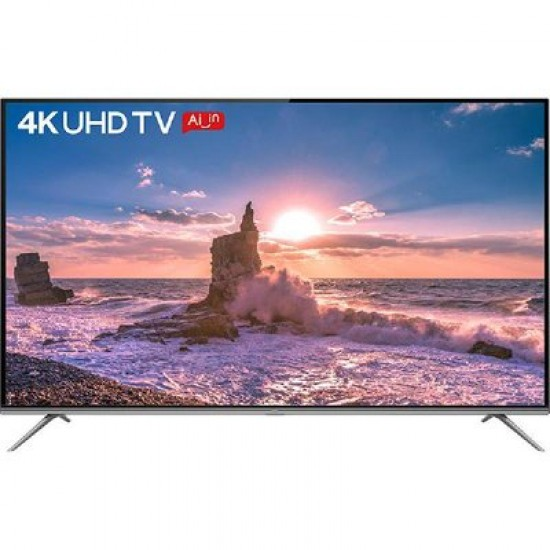 """TCL 55"""" TV UHD /(Android)/Smart/2USB/3HDMI/480Hz - (55T6150)"""