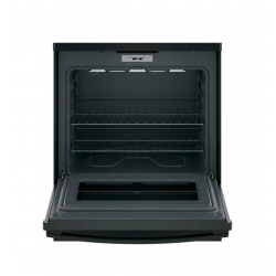 G.E. Electric Cooker/Ceramic/4 Hotplate/Black - (JCB735DIB)