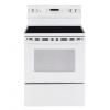 G.E. Electric Cooker/Ceramic/4 Hotplate/White - (JCB735DIW)