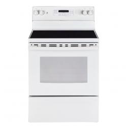 Mabe Electric Cooker/Ceramic/4 Hotplate/White - (EML735BBF)