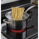 Mabe Electric Cooker/Ceramic/5 Hotplate/White - (EML835BBF)