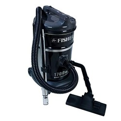 Fisher Vacuum Cleaner/Drum/20Ltr/1700W/Black - (BSC-1700F)
