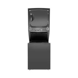 Mabe Auto Washing Machine/Laundry Center/7Kg/Black - (CLME77014DFU)