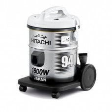 Hitachi Vacuum Cleaner/Drum/15Ltr/1600W/Grey - (CV940Y)