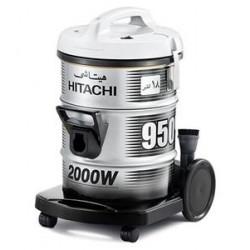Hitachi Vacuum Cleaner/Drum/18Ltr/2100W - (CV-950H)