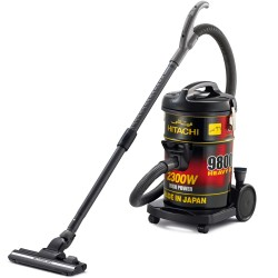 Hitachi Vacuum Cleaner/Drum/21Ltr/2300W/Red - (CV9800YJ)