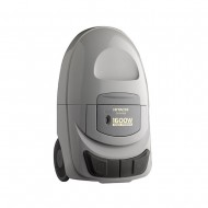 Hitachi Vacuum Cleaner/Canister/Bagless5Ltr/1600W - (CVW1600SS)