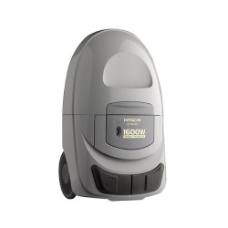 Hitachi Vacuum Cleaner/Canister/Bagless5Ltr/1600W - (CV-W1600 SS)