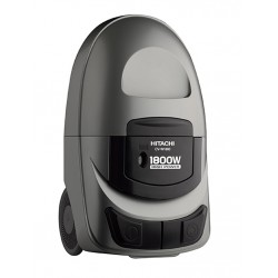 Hitachi Vacuum Cleaner/Canister/Bagless/5Ltr/1800W - (CV-W1800 SS)