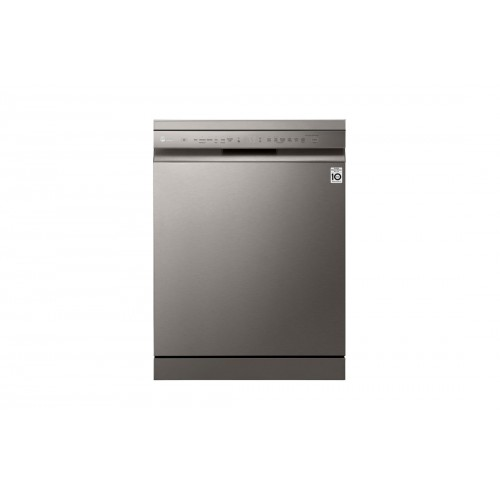 LG Dish Washer/Inverter/NFC/14 Places/9 Programs/Silver - (DFB512FP)