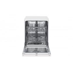 LG Dish Washer / Inverter / NFC / 14 Places / 9 Programs / White - (DFB512FW)