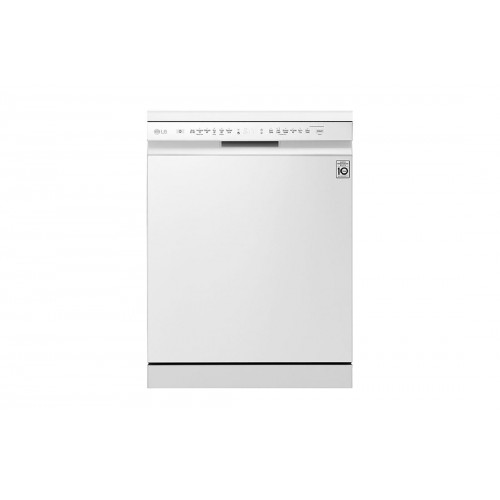 LG Dish Washer/Inverter/NFC/14 Places/9 Programs/White - (DFB512FW)