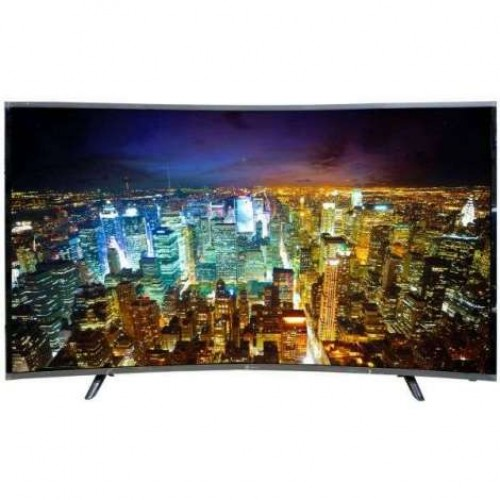 "Dansat 55"" TV/UHD/4K/Curved/Smart/2USB/2HDMI - DTC55BU"
