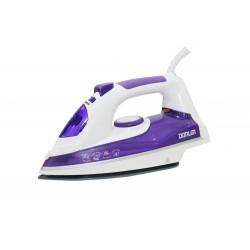 Donlim Steam Iron/Teflon/2400W/Purple - (EC 1732D-GS)