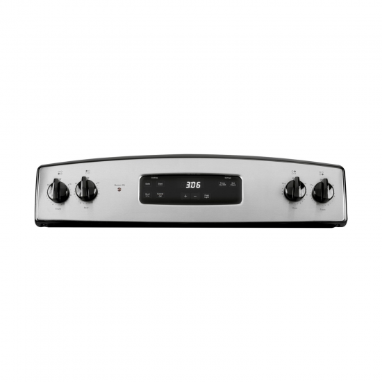 Mabe Electric Cooker/Coil/4 Hotplate/White - (EML27WWF)