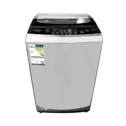 Fisher Auto Washing Machine/Top Load/10Kg/Silver - (FAWMTE10SB)