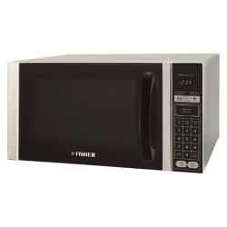 Fisher Microwave Oven / 30Ltr / 900W / Silver - (FEMS7530V)
