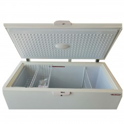 Falcon Chest Freezer 388Ltr (13.85 cu/ft) White - (FS6500E8)