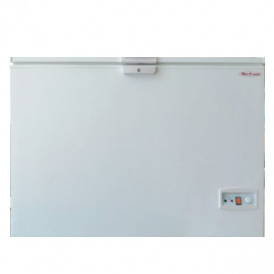 Falcon Chest Freezer 283Ltr (10.1 cu/ft) White - (FS6400E8)